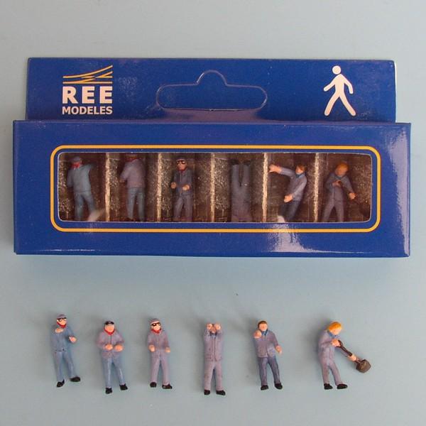 REE Ep. II